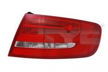 Světlo zadní AUDI A4/S4 B8 KOMBI 07-11 vnější