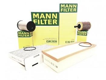 Sada filtrů AUDI A3 (8P) TT 1.9 2.0 TDI