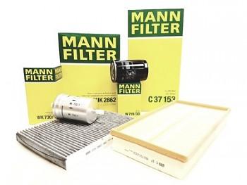 Sada filtrů AUDI A3 (8L1) TT 1.6 1.8 1.8T