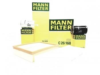 Sada filtrů AUDI A4 (B5) 1.6 1.8