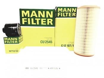 Sada filtrů AUDI A2 (8Z0) 1.4 16V 1.6 FSI