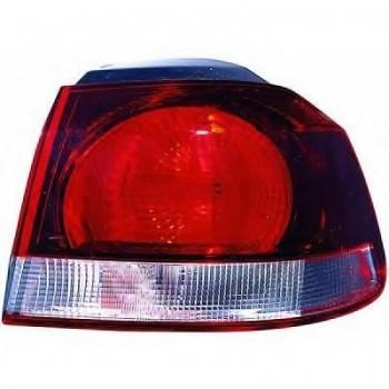 Světlo zadní VW GOLF VI GTI/GTD 08- vnější